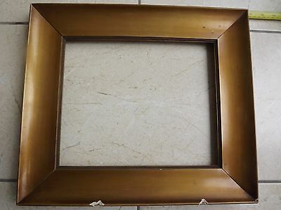"Original Edwardian Gilt Picture Frame Or Mirror Frame 16"" X 14"""