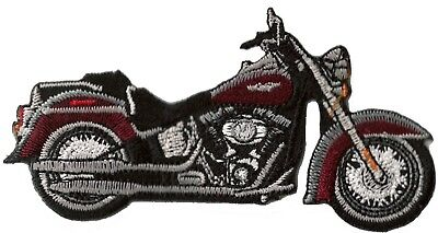 Patch écusson blason patche Motard moto harley thermocollant