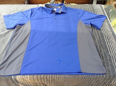 CUTTER & BUCK Men's 3XL Golf polo shirt jersey top Tour club Links PGA C & B