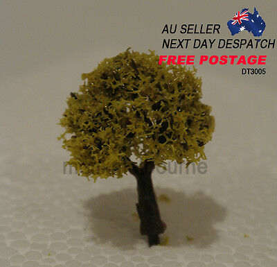 DT4005 Architectural  3D Modelling  Dried Tree 40mm 5pcs