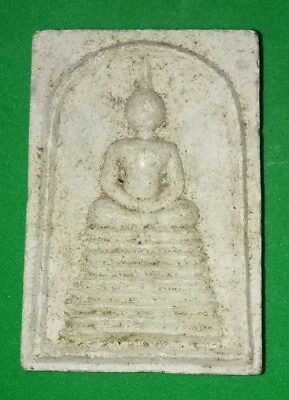 Genuine Buddha Phra Wonderful powder Thai Amulet Talisman&Collectible (A-#183)
