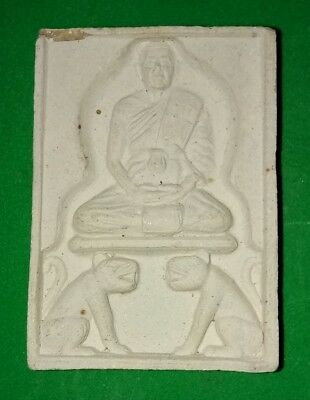 Genuine Buddha Phra Wonderful powder Thai Amulet Talisman&Collectible (A-#181)