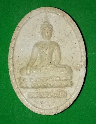 Genuine Buddha Phra Wonderful powder Thai Amulet Talisman&Collectible (A-#171)