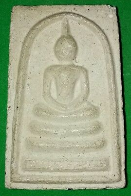 Genuine Buddha Phra Wonderful powder Thai Amulet Talisman&Collectible (A-#180)