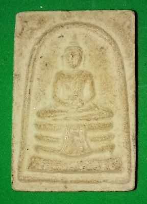 Genuine Buddha Phra Wonderful powder Thai Amulet Talisman&Collectible (A-#160)