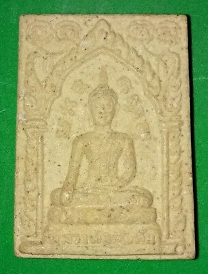 Genuine Buddha Phra Wonderful powder Thai Amulet Talisman&Collectible (A-#142)