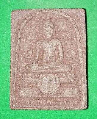 Genuine Buddha Phra Wonderful powder Thai Amulet Talisman&Collectible (A-#139)
