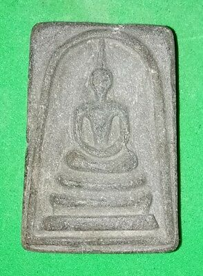Genuine Buddha Phra Wonderful powder Thai Amulet Talisman&Collectible (A-#121)