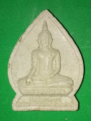 Genuine Buddha Phra Wonderful powder Thai Amulet Talisman&Collectible (A-#186)