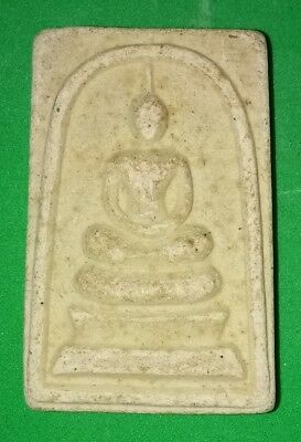 Genuine Buddha Phra Wonderful powder Thai Amulet Talisman&Collectible (A-#202)