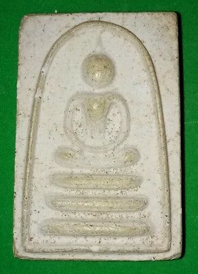 Genuine Buddha Phra Wonderful powder Thai Amulet Talisman&Collectible (A-#158)