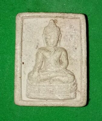 Genuine Buddha Phra Wonderful powder Thai Amulet Talisman&Collectible (A-#145)