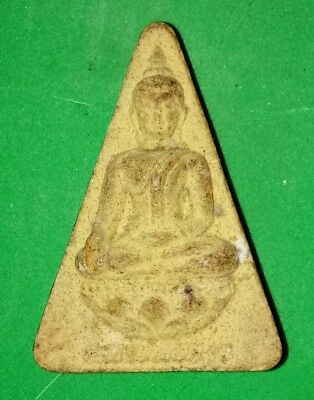 Genuine Buddha Phra Wonderful powder Thai Amulet Talisman&Collectible (A-#128)