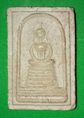 Genuine Buddha Phra Wonderful powder Thai Amulet Talisman&Collectible (A-#141)