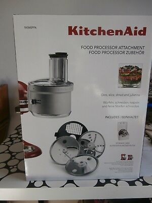 Kitchen Aid Artisan Mixer Food Processor Ratings