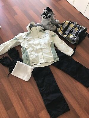 Snowboard And Accessories
