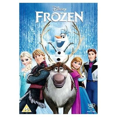 Walt Disney Classic No. 52, Frozen Dvd, Brand New And Sealed!!!