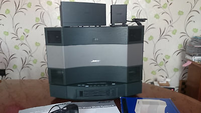 Bose Acoustic Wave II Ultimate Music System DAB 5 x CD Changer Bose Bluetooth