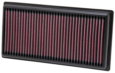 K&N Replacement Air Filter Fiat 500 0.9i Turbo (2011 > 2017)