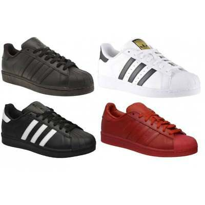 Adidas Superstar Foundation /Adicolor Mens Trainers All Sizes in Various Colours