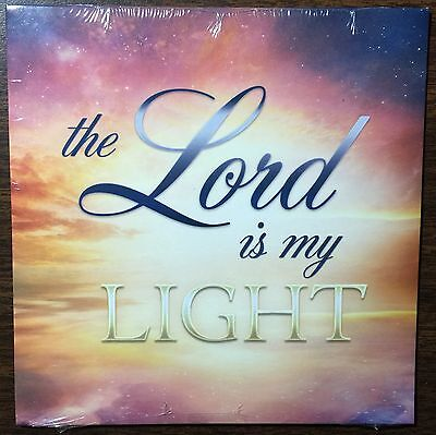 The Lord Is My Light - Christian Religious Music Cd - 14 Songs  (New & Sealed)