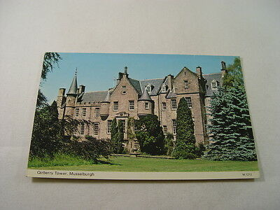 TOP2257 - Postcard - Carberry Tower, Musselburgh