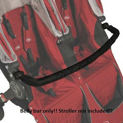Baby Jogger Adjustable Double Belly Bar For City Summit X3 Double Strollers!