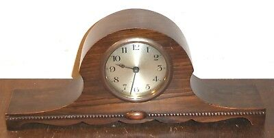 Lovely small mantel clock, UK made, 1920s, GWO