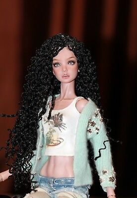 Wig for sybarite numina tendercreation doll