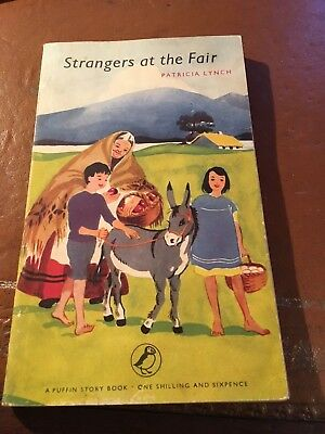 Strangers at the Fair by Patricia Lynch   First edition of Puffin paperback 1949