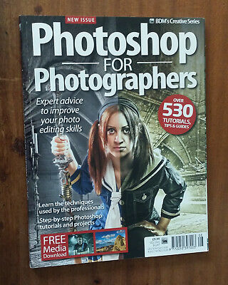 Photoshop For Phographers (BDM Creative) - Photography ISBN 977205039700308