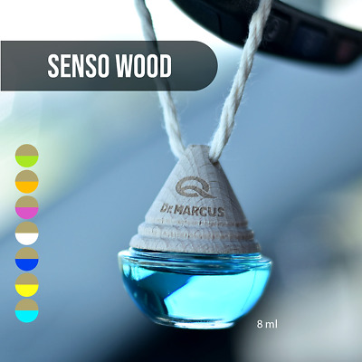 Dr.Marcus Senso Wood French Scent Car Oil Fragrance Air Freshener Perfume France