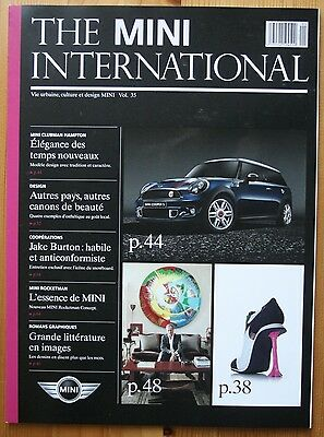 magazine The Mini International n°35  - France - 1/2011 - 76 pages