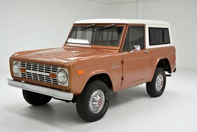 1977 Ford Bronco  Ready for Winter Great Little Bronco 4WD Power Steering and Brakes