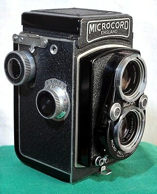 MPP Microcord MkII with case