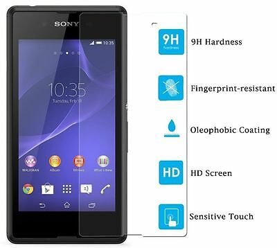 100% Genuine Tempered Glass Film Screen Protector For Sony Experia L1