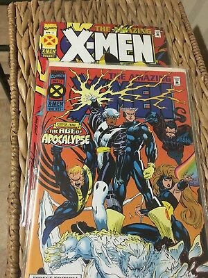 The Amazing X-Men   #1 and #2  Marvel Deluxe