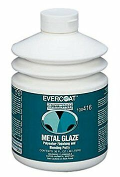Evercoat 416 Metal Glaze Polyester Finishing Fibreglass