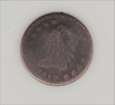 1812 CLASSIC HEAD USA LARGE PENNY   free shipping