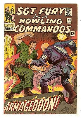 Sgt. Fury And His Howling Commandos 29