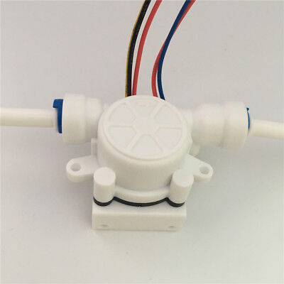 New Marine Aquarium Hall Flow Sensor RO Tropical Coldwater Nitrate Phos Reactor
