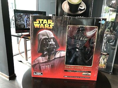 New Star Wars Darth Vader Figure Special Edition Rare The Phantom Menace