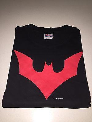 Dc Comics Batman Beyond Original Long Sleeve Top Red Size L Speedster