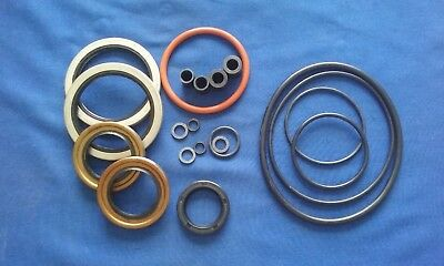 Gearcase Seal Kit GLM # 87490, OEM 982946, Stringer-Mount V6 V8 OMC Engines