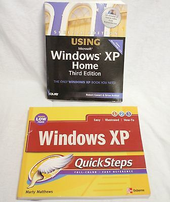 Book 2  Windows Xp Quicksteps & Special Third Edition Windows Xp Using Microsoft