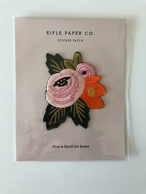 Rifle Paper Co Sticker Patch