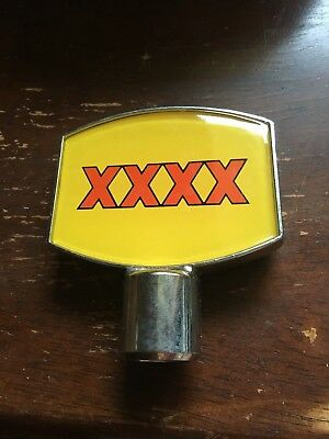 Old Australian Beer Tap Top, Castlemaine Xxxx Beer