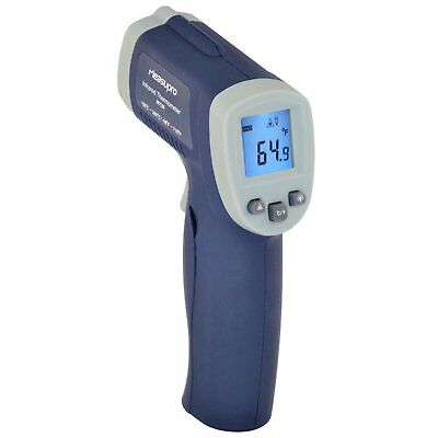Infrared Thermometer Temperature Gun Digital LCD Laser Heat Measuring Reader
