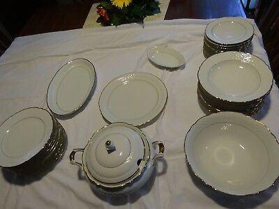 Bavaria Schumann Arzberg dinner setting ( serving pieces).