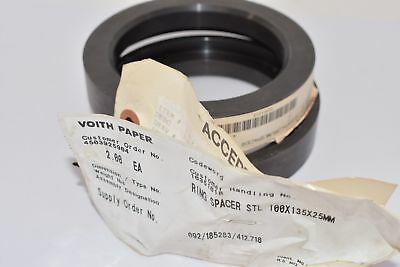 Lot of 2 NEW VOITH 412.718 Drum Spacer Coupling 4'' ID x 5-1/4'' OD